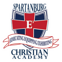 Spartanburg Christian Academy Logo
