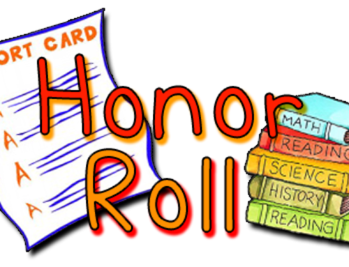 Honor Roll Students 2nd Quarter (2017-2018)