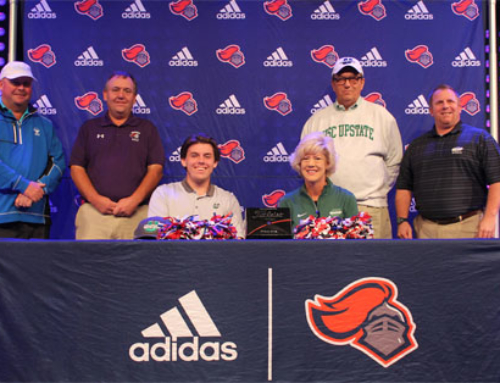 Lewis Signs with USC-Upstate